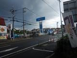 170806のゲリラ豪雨