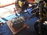160318CP1号レーサーエンジン搭載 (1)