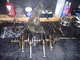 398コンプリートエンジンフルウエット仕上げ (1)