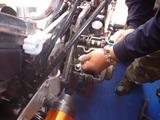 CB750FBヘッドカバーオイル漏れ修理完了 (1)