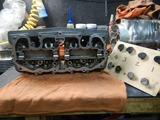京都K様398エンジンシリンダーヘッド分解(2)