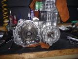 まっきーレーサーエンジンVer2搭載準備完了 (3)