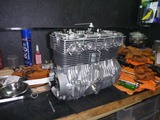 レーサーエンジンやっとやる気になった。 (2)