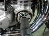 三重M号エンジン始動点火時期調整 (3)