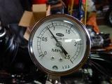 21号機実圧縮圧力測定