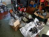 CB400国内398cc部品取り付けと部品管理 (1)