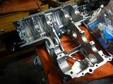 CB400国内398ccCP25号機エンジン組み立て準備 (3)