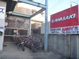 アニーズ到着コムアキ号納車 (1)