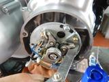 CB400F国内408ccCP20号機エンジン仕上げ二日目 (5)