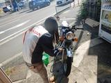 姫号洗車にご来店 (3)