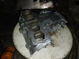 13号機用エンジンアッパーケースブラスト (2)
