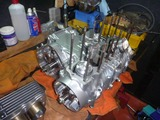 H号エンジン組立て開始 (3)