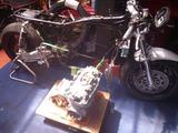 まっきーレーサー号用エンジン完成からの搭載 (4)