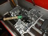 まっきーレーサー号エンジンロアケース洗浄 (1)