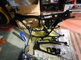 京都K様CB400フレーム組み立て201229 (8)