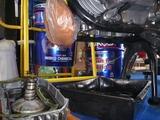 サイドスタンド修理依頼車両エンジン取外し準備完了 (2)