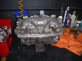 1号レーサー用エンジン準備開始