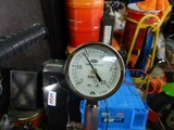 22号機高槻S号実圧縮圧力測定
