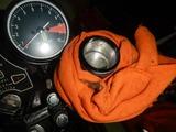 中古車両398ブレーキホース交換 (1)