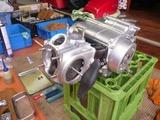 M型モンキーエンジン組立て (11)