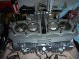 3号機エンジン組立て (4)