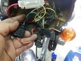 奇跡の国内408バッテリー取付け保安部品チェック (12)