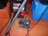 スーパーカブウインカーリレー修理 (2)