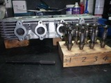 1号機用シリンダーヘッドの準備 (6)