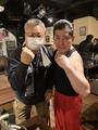 嫁と初めてのLIVE 横浜銀蝿一家 (1)
