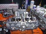 ベホリレーサーエンジン復旧作業 (5)