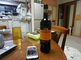 チリ産赤ワインサンライズと対戦 (1)