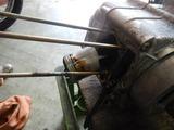 モンキーZ50Jエンジン分解200921 (2)