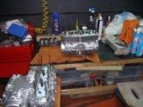 OH済みエンジンの分解チェック依頼 (1)