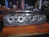イエロー号Nweエンジンシリンダーヘッド測定 (1)