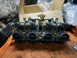 CB400国内398cc25号機用キャブレター組み立て (5)