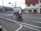 京都K号試運転 (3)