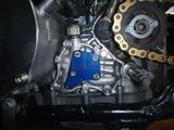 黄色い町乗りエンジンオイルポンプ交換 (3)