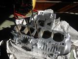 京都K様CB400レストア組み立て本格的に開始201221 (2)