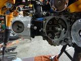 Z50Zエンジン腰上OH組立 (11)