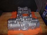 1号レーサー用エンジンVer2ロアケースブラスト