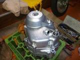 M型モンキーエンジン組立て (5)