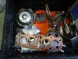 1号機エンジン分解190512 (4)