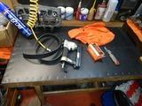 エンジン組立て作業台リフレッシュ (3)
