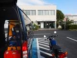 大阪シンプル号CB400F継続車検211019 (1)