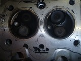 まっきーレーサー号IN側バルブ漏れあり (2)