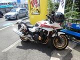 本日のご来店200912神戸M様CB1300 (1)