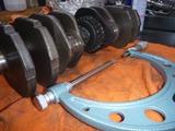 銀ちゃんレーサー用エンジンクランク測定