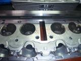 CB400F408エンジン歪み測定 (2)