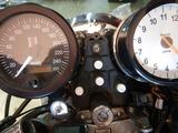 CB400F改520ccCP1号機ヘッドライト&インジケーター交換 (2)