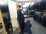 顧問業務用スーツ新調 (3)